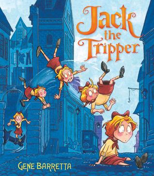 Jack the Tripper by Gene Barretta