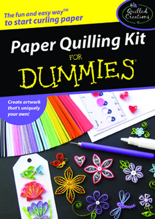 The New Paper Quilling Book