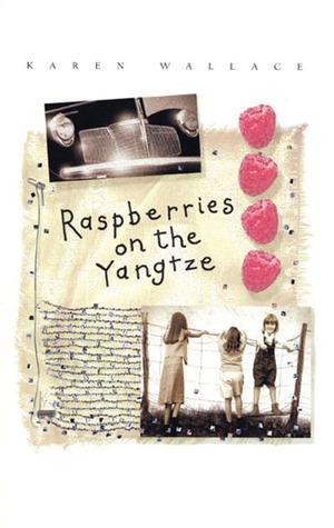 Raspberries on the Yangtze