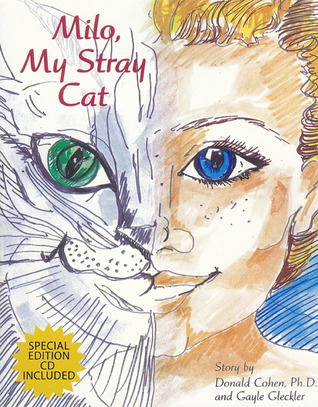 Milo, My Stray Cat (Book & CD)