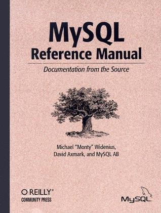 MySQL Reference Manual