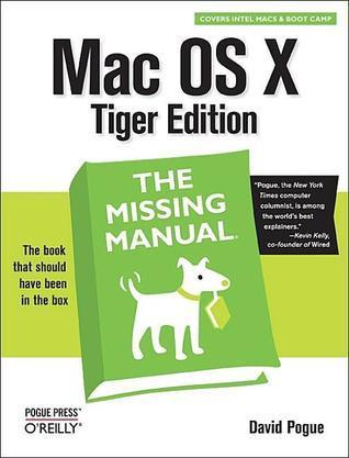 Mac OS X: Tiger Edition