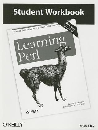 Student Workbook for Learning Perl