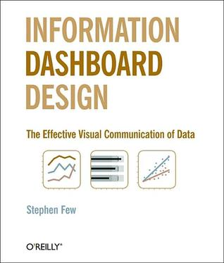 Information Dashboard Design: The Effective Visual Communication of Data