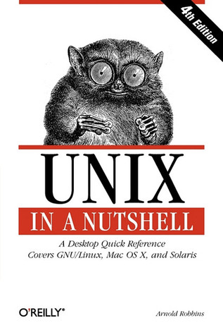 Unix In A Nutshell A Desktop Quick Reference Covers Gnulinux