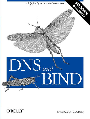 DNS and BIND by Cricket Liu