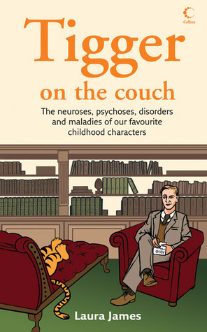 Tigger on the Couch by Laura James