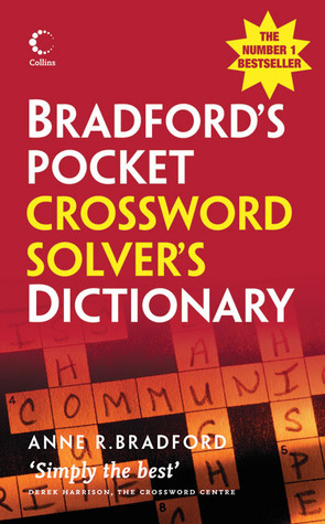 Collins Bradford's Crossword Solver's Pocket Dictionary