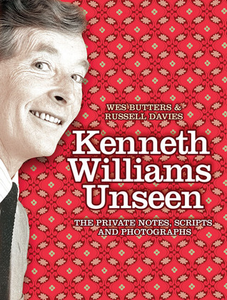 Kenneth Williams Unseen by Wes Butters