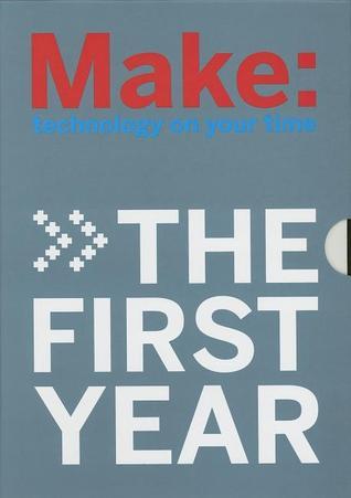 MAKE Magazine by Mark Frauenfelder
