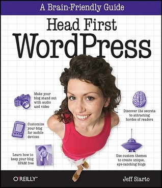 Head First WordPress by Jeff Siarto