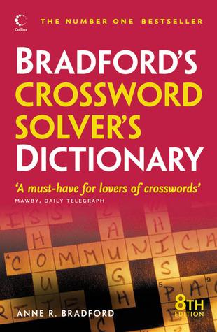 Collins Bradford's Crossword Solver's Dictionary