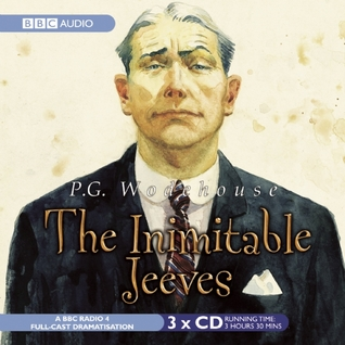 The Inimitable Jeeves by P.G. Wodehouse