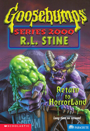 Return to Horrorland by R.L. Stine