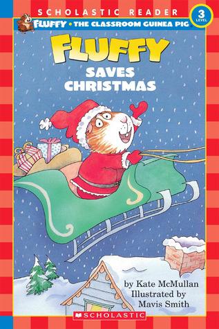 Fluffy Saves Christmas DJVU PDF 978-0590523080