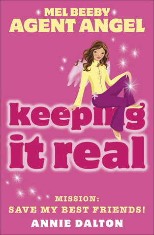 Keeping It Real (Angels Unlimited, #9)