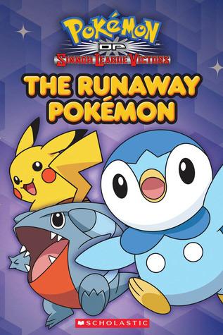 The Runaway Pokemon by Simcha Whitehill