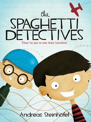 The Spaghetti Detectives by Andreas Steinhöfel