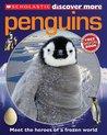 Scholastic Discover More: Penguins
