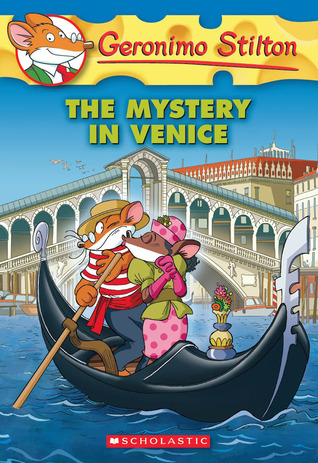 The Mystery in Venice (Geronimo Stilton, #48)