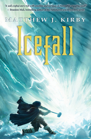 Icefall - Audio Library Edition by Matthew J. Kirby