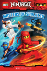 Masters of Spinjitzu by Tracey West
