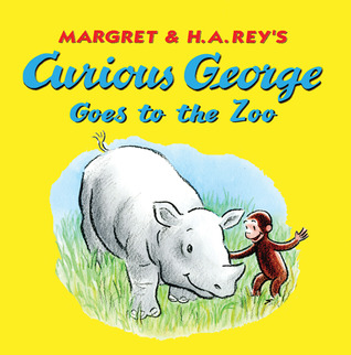 Ebook Curious George Goes to the Zoo by Margret Rey PDF!