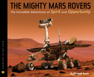 the book the mars rover -#main