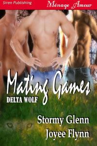 Mating Games by Stormy Glenn