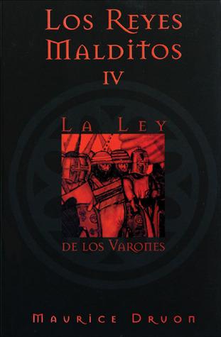 La ley de los varones by Maurice Druon