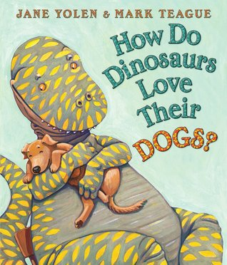 How Do Dinosaurs Love Their Dogs?