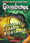Welcome To Camp Nightmare (Classic Goosebumps, #14) by R.L. Stine