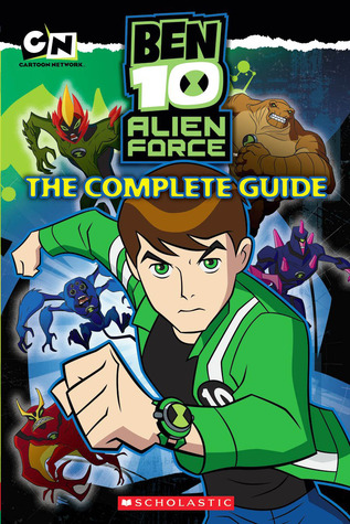 Ben 10 alien guide the complete guide by tracey west 6641165 voltagebd Image collections