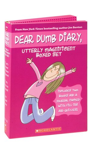 Dear Dumb Diary Boxed Set: Books #1-2 plus Diary