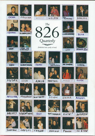 The 826 Quarterly, Volume 1