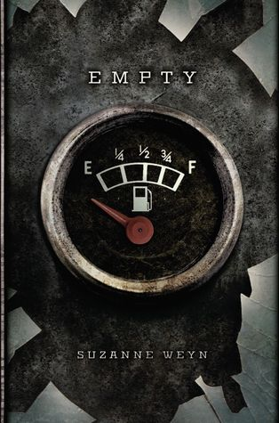 Empty Book Cover