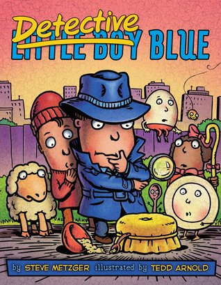 Detective Little Boy Blue by Steve Metzger