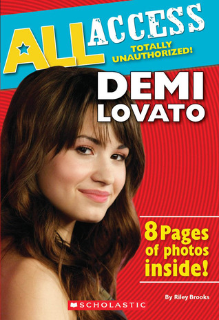Ebook Unauthorized Bio Demi Lovato by Riley Brooks TXT!