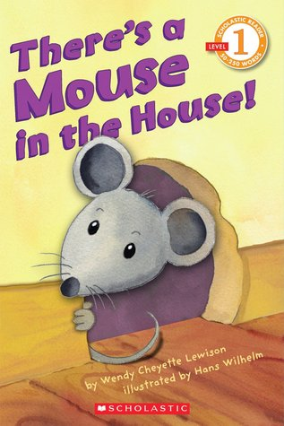 There's A Mouse In The House!