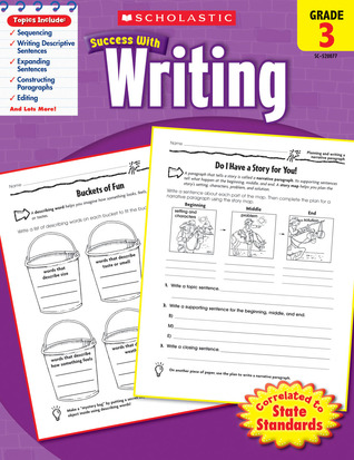 Scholastic Success with Writing: Grade 3