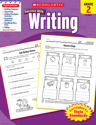 Scholastic Success with Writing: Grade 2