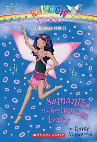 Samantha The Swimming Fairy (Sports Fairies)
