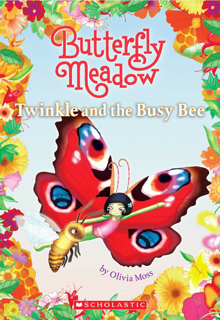Twinkle And The Busy Bee (Butterfly Meadow)