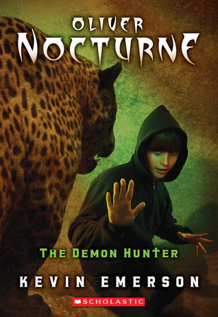 The Demon Hunter by Kevin Emerson