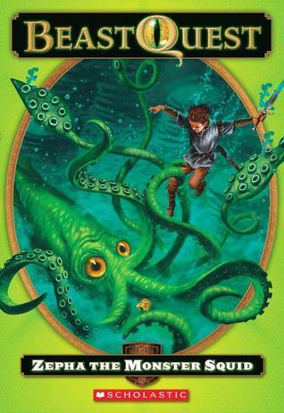Zepha The Monster Squid (Beast Quest, #7)