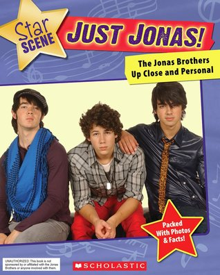 Jonas Brothers Unauthorized by Michael-Anne Johns