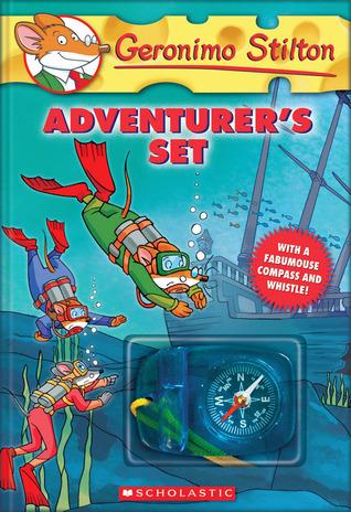 Geronimo Stilton Adventurer's Set