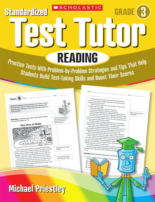 Standardized Test Tutor by Michael Priestley