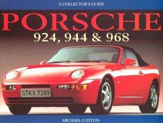 Porsche 924, 944 and 968