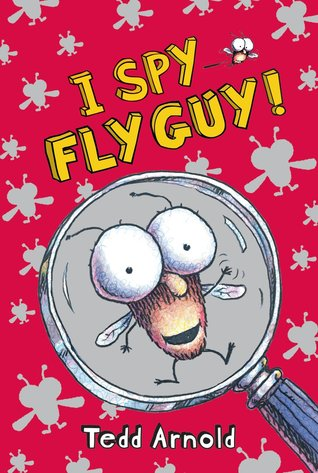 I Spy Fly Guy! (Fly Guy, #7)